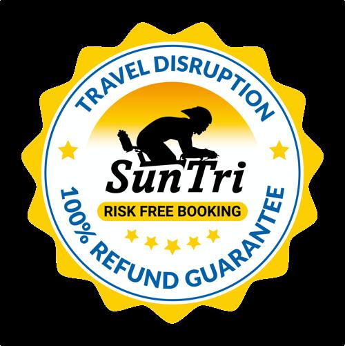 SunTri Travel Disruption Money back guarantee